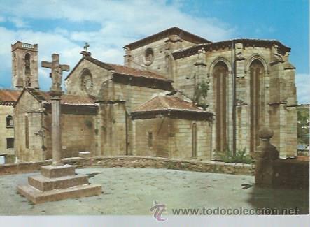 2003 BETANZOS IGLESIA DE SAN FRANCISCO S. XIII, EDS. ARRIBAS (Postales - España - Galicia Moderna (desde 1940))