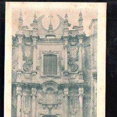Postales: TARJETA POSTAL DE ORENSE - IGLESIA DE SANTA EUFEMIA DEL CENTRO. AGENCIA PUBLICITARIA NORMA. Lote 48972511