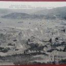 Postales: VIGO. VISTA GENERAL DESDE EL CASTILLO DE CASTRO.. (HAUSER Y MENET). PAPELERIA R. VICETTO.. Lote 49179537
