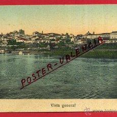 Postales: POSTAL PONTEVEDRA , TUY , VISTA GENERAL , ORIGINAL , P81652. Lote 49576380