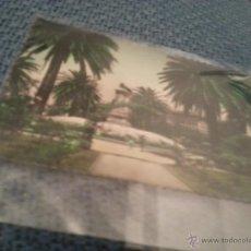 Postales: ANTIGUA FOTO POSTAL DE LA CORUÑA - COLOREADA - LA ROSALEDA - Nº 44 - ED. ARTIGOT - NO CIRCULADA-2186. Lote 49594629