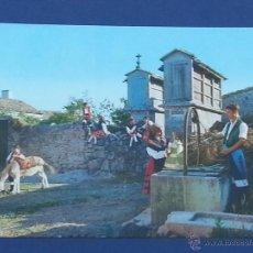 Postales - POSTAL GALICIA FOLKLORE GALLEGO GALANTEANDO - 49639739