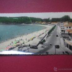 Cartes Postales: SANGENJO. PONTEVEDRA. PLAYA DE SILGAR. (ED. ARTIGOT Nº1003). TAMAÑO: 21,5CM X 9,5CM.. Lote 49659051