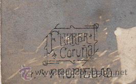Postales: POSTAL FOTOGRAFICA LA CORUÑA -CARNAVALES- FOTO FERRER- ----excelente postal----- - Foto 3 - 49686881