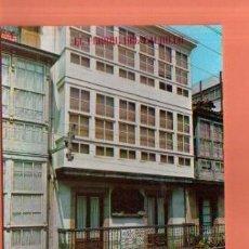 Cartes Postales: POSTAL DE FERROL CASA DONDE NACIO FRANCO VER FOTOS QUE NO TE FALTE EN TU COLECCION. Lote 50158828