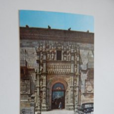Postales: SANTIAGO DE COMPOSTELA: HOSTAL DE LOS REYES CATÓLICOS. Lote 50463743