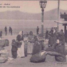 Postcards - VIGO, HAUSER Y MENET, Nº 2074 MERCADO DE VILLAVICENCIO - 50477272