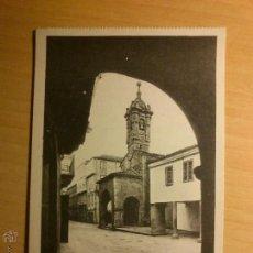 Postales: ANTIGUA POSTAL - SANTIAGO DE COMPOSTELA - SANTA MARIA SALOME - 32 L ROISIN. Lote 50850984