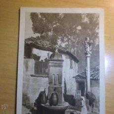 Postales: ANTIGUA POSTAL DE PONTEVEDRA - COMBARRO - HUECOGRABADO FOURNIER. Lote 50962181