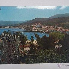 Postales: POSTAL PARADOR NACIONAL CONDE DE GONDOMAR - BAYONA SERIE BC Nº 2 SUBSECRETARIA DE TURISMO. Lote 51170228