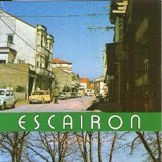 Postales: ESCAIRÓN. Lote 51207857