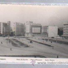 Postales: TARJETA POSTAL DE EL FERROL, LA CORUÑA - PLAZA DE ESPAÑA. 215. EDICIONES AISA. Lote 51237529