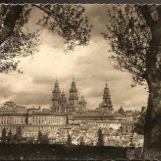 Postales: POSTAL, SANTIAGO DE COMPOSTELA, VISTA PASEO LA HERRADURA, CIRCULADA. Lote 51447426