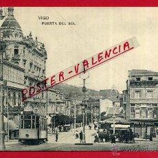 Cartoline: POSTAL VIGO, PONTEVEDRA, PUERTA DEL SOL, P81031. Lote 51564177