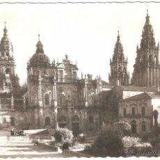 Postales: SANTIAGO DE COMPOSTELA CATEDRAL. Lote 51994157