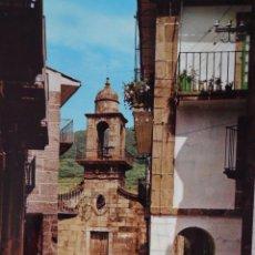 Postales: ORENSE: RIBADAVIA. PLAZUELA DE LA MAGDALENA. EDICIONES ALARDE. Lote 52163558