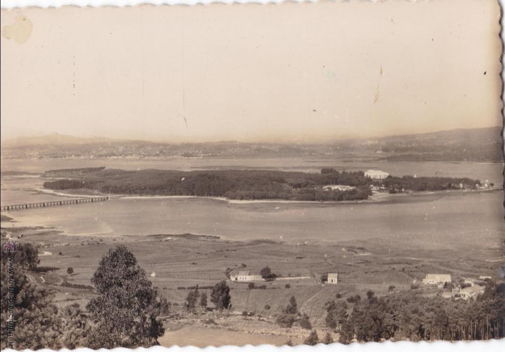 P- 2919. POSTAL DE LA TOJA. ISLA DE LA TOJA. Nº 2. ARRIBAS. (Postales - España - Galicia Antigua (hasta 1939))
