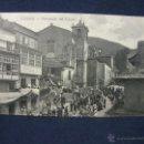 Postales: POSTAL GALICIA VIVERO PROCESION DEL CORPUS COLECCION DE J. INSUA FOTOGRAFO VIVERO SERIE 1ª. Lote 52602441