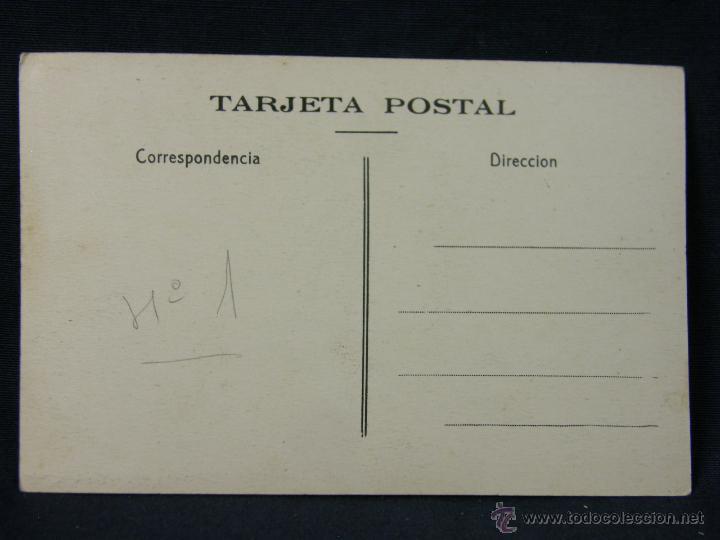 Postales: postal galicia avenida de montero rios no edit no fot - Foto 2 - 227048590