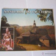 Postales: POSTAL SANTUARIO DO PAI ETERNO QUINTELA DE OUMOSO VILARDEGODIA VIANA DO BOLO SIN CIRCULAR. Lote 52638528