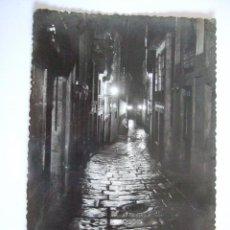 Postales: POSTAL SANTIAGO DE COMPOSTELA - CALLE GELMIREZ DE NOCHE - L. ROISIN 27 -. Lote 52923921