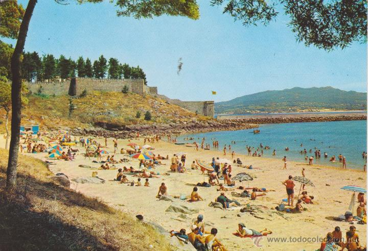 f59137add8cfa bayona. pontevedra. playa de la barbeira - Comprar Postales de ...