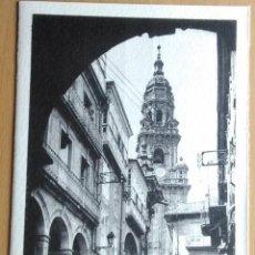 Postales: SANTIAGO DE COMPOSTELA - RUA DEL VILLAR. Lote 53279342