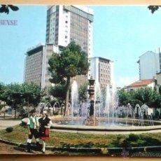 Postales: ORENSE - TORRE DE ORENSE. Lote 53739640