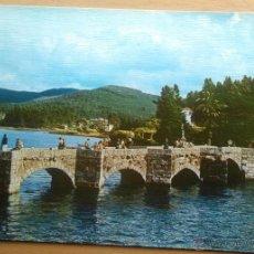 Postales: RAMALLOSA - PUENTE ROMANO. Lote 53739795