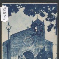 Postales: BETANZOS - IGLESIA DE SANTA MARIA DEL AZOGUE - (40528). Lote 54026610