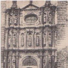 Postales: GALICIA SANTIAGO DE COMPOSTELA - SAN MARTIN - HAUSER Y MENET 15 - EDICION POSTERIOR A 1905. Lote 54295528
