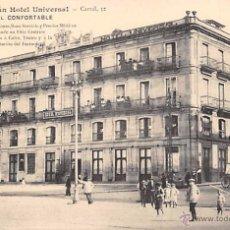 Cartes Postales: VIGO (PONTEVEDRA).- GRAN HOTEL UNIVERSAL. Lote 54341688