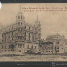 Postales: BALNEARIO DE LA TOJA - GRAN HOTEL - (41351). Lote 54545003