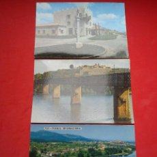 Postales: LOTE DE 3 POSTALES DE TUY. PONTEVEDRA.. Lote 54696621