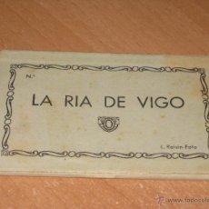 Postales: DESPLEGABLE DE POSTALES DE VIGO. Lote 54839922
