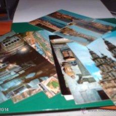 Postales: LOTE DE 20 POSTALES DE GALICIA. AÑOS 60 A 80. Lote 55153128