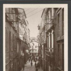 Cartoline: SANTIAGO DE COMPOSTELA - CALLE DEL PREGUNTORIO - P15846. Lote 55314407