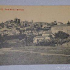 Postales: TUY - VISTA DE LA PARTE NORTE. Lote 55388726