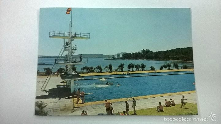 LA TOJA-PONTEVEDRA (HOTEL PISCINA) (Postales - España - Galicia Moderna (desde 1940))