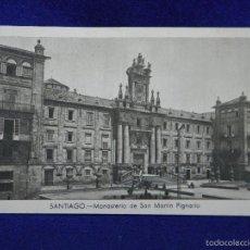 Postales: POSTAL FOTO MONASTERIO DE SAN MARTIN DE PIGNARIO. Lote 56509516