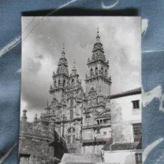 Postales: ANTIGUA POSTAL SANTIAGO COMPOSTELA - CATEDRAL - NUM 8 - ARTIGOT . Lote 56513051