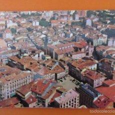 Postales: POSTAL - ORENSE - VISTA AEREA ORENSE ANTIGUO - LA REGION - NO CIRCULADA. Lote 76598842