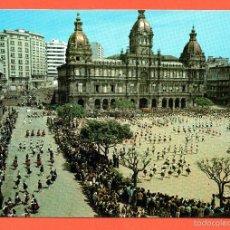 Postales: CORUÑA - AYUNTAMIENTO - PLAZA DE MARIA PITA. Lote 56663295