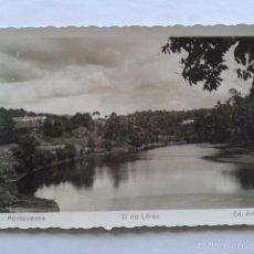 Postales: POSTAL -- PONTEVEDRA - Nº 23 -- EL RIO LEREZ -- GALICIA -- USADA --. Lote 56840807