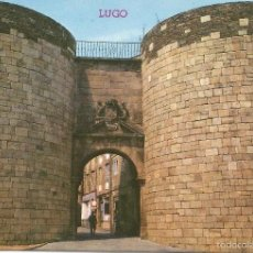 Postales: ** PV1039 - POSTAL - LUGO - PUERTA DE SAN PEDRO. Lote 56843917