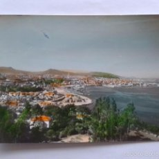 Postales: POSTAL -- VIGO - VISTA GENERAL DESDE LA GUIA - PONTEVEDRA - GALICIA -- USADA --. Lote 56863874