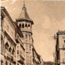 Postales: POSTAL ORIGINAL DECADA 1930, ORENSE, CALLE DE LUIS ESPADA. LEER Y VER TAMAÑO Y EXPLICACION.. Lote 56864051
