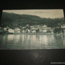Postales: LA GRAÑA LA CORUÑA EL FERROL MUELLE. Lote 56901394