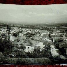 Postales: FOTO POSTAL DE SARRIA (LUGO) VISTA PARCIAL, CIRCULADA EN 1963, ED. GRECOR 1.. Lote 56936466