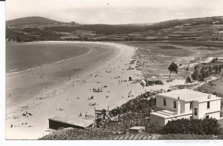 MIÑO - PLAYA GRANDE - Nº 72 ED. ARRIBAS (Postales - España - Galicia Moderna (desde 1940))